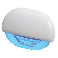 EASY FIT LED BLUE W/ WHITE CAP