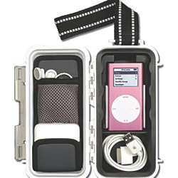 i1030 iVault Case for iPod - White