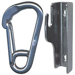 Simple Snap Mooring Hook