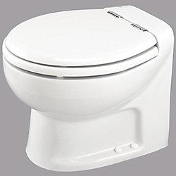 WHITE 24V TECMA SILENCE PLUS TOILET