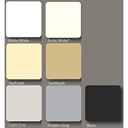 SANSHADE WHITE 1/2IN X 60IN X 96IN