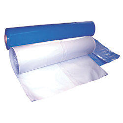 SHRINKWRAP 26FTX100FT 7ML BLUE