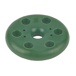 SCH 45-50G SHACKLE GUARD, GREEN