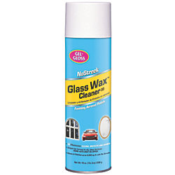 19OZ AEROSOL NO STREEK GLASS CLEANR