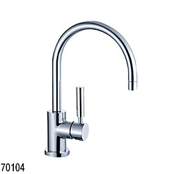 GALLEY MIXER CHROME NORDIC TALL SPT