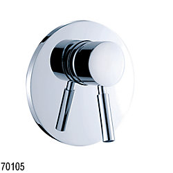 SHOWER MIXER NORDIC CONCEALED