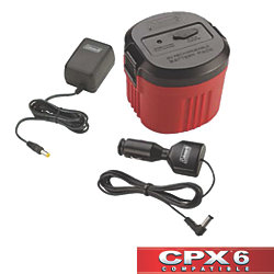 CPX6 Rechargeable Power 6V Cartridge