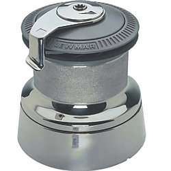 66/3CST TWO SPEED CHROME ST WINCH
