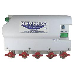 3020 Series Medium Duty Oil Change System - 5 Valves