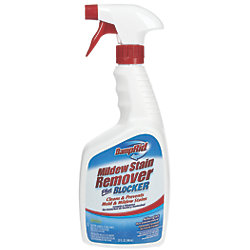 32OZ MILDEW STAIN REMOVER & BLOCKER