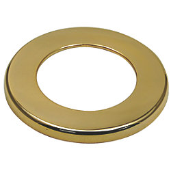 BRASS TRIM RING FOR RECESSED LIGHT