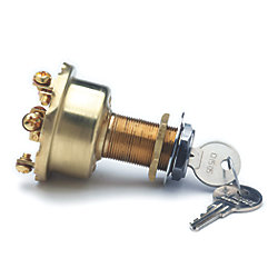 Magneto Ignition Switch - M-924 with Push-to-Choke