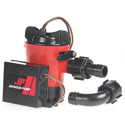 "750 GPH Ultima Combo ""Cartridge"" Bilge Pump"