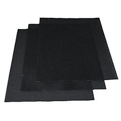 Cloth Silicon Carbide Abrasive Sheets - 483W