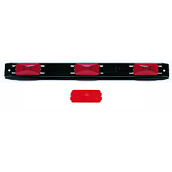 CLEARANCE & SIDE MARKER LIGHT RED