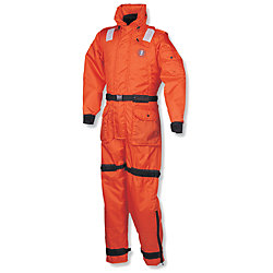 DLX ANTI-EXPOSURE WORKSUIT ORG MED
