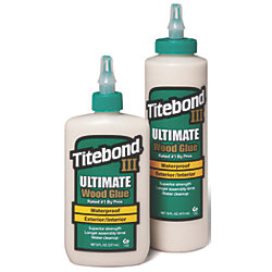 8 OZ TITEBOND III WOOD GLUE