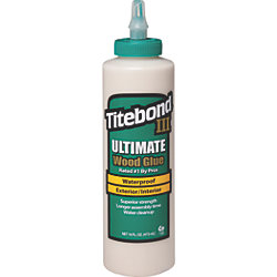16 OZ TITEBOND III WOOD GLUE