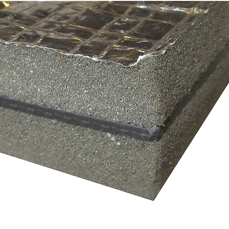 Acoustic Foam Boat : Engine room heat shielding cruisers sailing forums