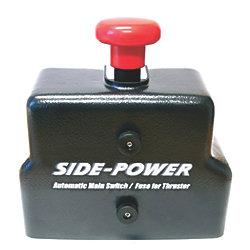 AUTO MAIN SWITCH & FUSE HOLDER 24V