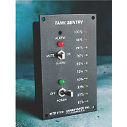 TANK SENTRY SYS W/LEVEL IND & HIGH
