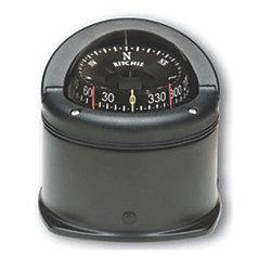 """Helmsman Compass - 3-3/4"""" CombiDial, Deck Mount"""