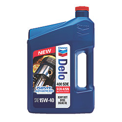 400 SDE Low Emission Motor Oil - SAE 15W-40