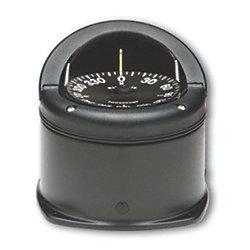 "Helmsman Compass - 3-3/4"" Flat Dial, Deck Mount"