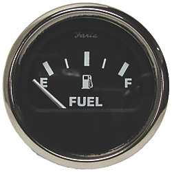 DASH MT ELECT FUEL GAUGE 35-240 OHM