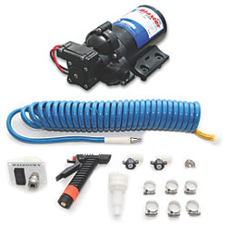 Washdown System Complete Kit
