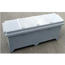 FIBERGLASS BATTERY BOX F/ (2) 130FT