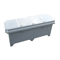 FIBERGLASS BATTERY BOX F/ (2) 210FT