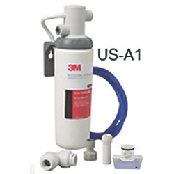 CUNO US-A1 FULL FLOW FILTER SYSTEM 1MIC