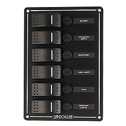 SWITCH PANEL 6 CIRCUIT