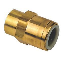 1IN X 1IN CTS BRASS FEMALE CONNECT.