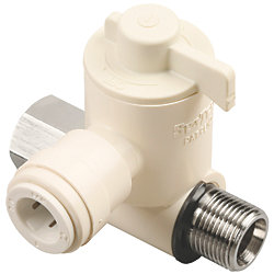 3/8IN X 1/4IN CTS ADAPTER STOP VALVE