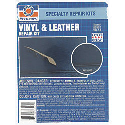 Vinyl and Leather Repair Kit