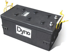 8D Flooded Battery from Dyno