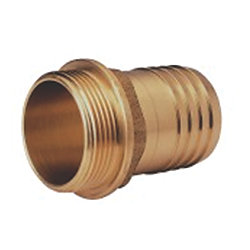 2-1/2IN 60MM BRASS HOSE PILLAR BSP