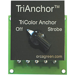 SELECTOR SWITCH F/ TRI ANCHOR LIGHT