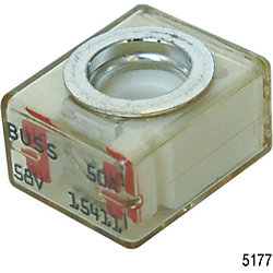 50A RED TERMINAL FUSE