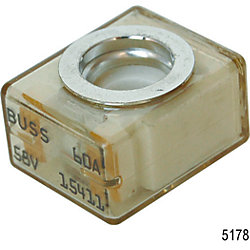60A GOLD TERMINAL FUSE