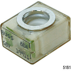 80A LIME TERMINAL FUSE