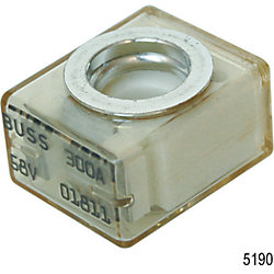 300A GRY TERMINAL FUSE