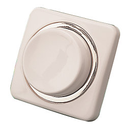 ROTARY DIMMER SWITCH IVORY