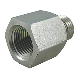 Racor Turbine Filter Fuel Fittings - Straight Female NPTF