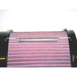 AIR FILTER SPRING 5-1/2IN (3)