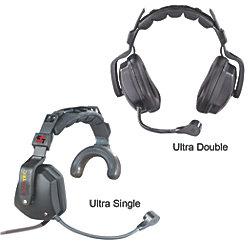 ULTRA DOUBLE HEADSET F/ TD 900