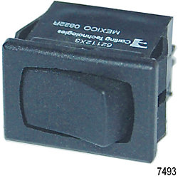 DPDT 360 ROCKER SWITCH ON/(ON)