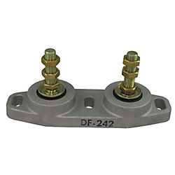ENGINE MOUNT DOUBLE STUD 5/8IN